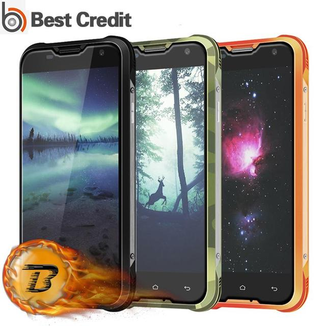 """Blackview BV5000 Phone 4G LTE Waterproof MTK6735 5"""" HD Quad Core Android 5.1 BV5000 Mobile Cell Phone 2GB RAM 16GB ROM 8MP"""