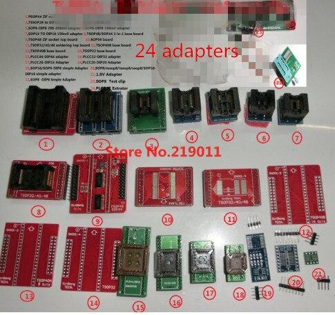 24 adaptörü minipro TL866A TL866CS TL866II ARTı