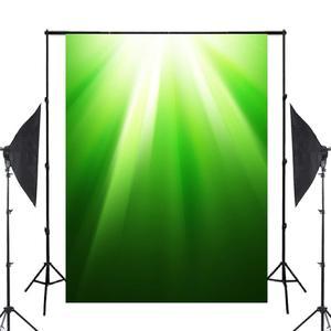 Image 2 - Fondos de fotografía de primavera verde luz del sol foto estudio Backgound pared fotografía Fondo 5x7ft