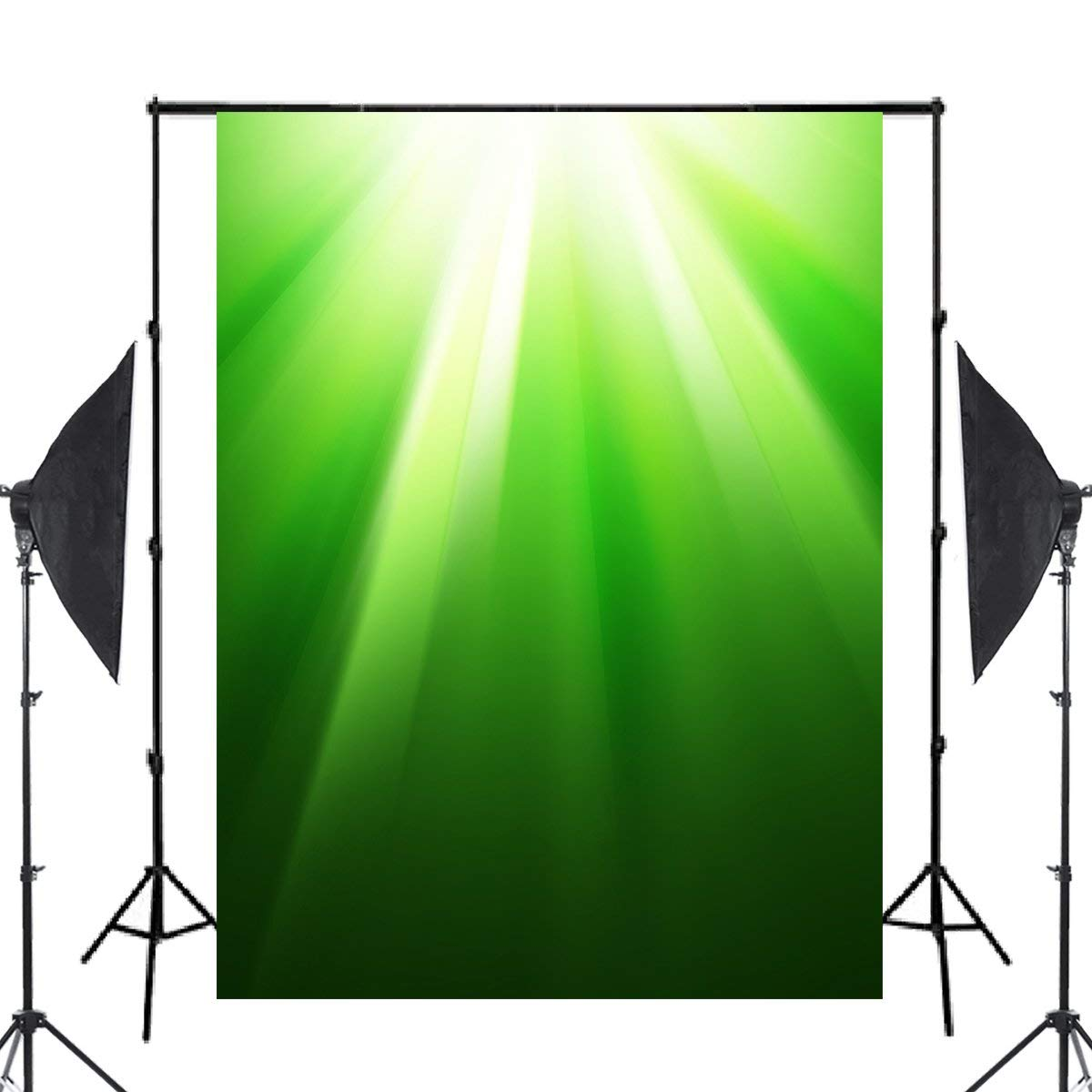 Image 2 - Green Spring Photography Backdrops Sunlight Photo Studio Backgound Wall Photography Background 5x7ft-in Photo Studio Accessories from Consumer Electronics