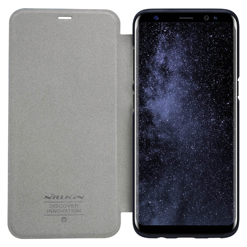 Ultradünne klassische Hülle für Samsung Galaxy s8 Luxusständer - Handy-Zubehör und Ersatzteile