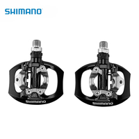SHIMANO PD A530 Bicycle Pedals A530 SPD Aluminum Pedal Road Mountain MTB Clipless Bike Pedal Cleats