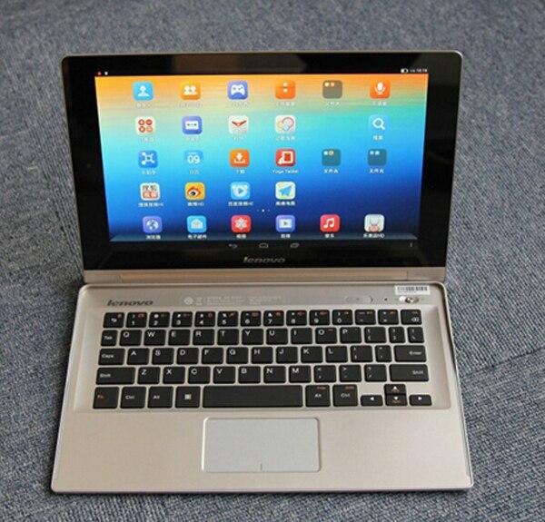 Здесь продается  For lenovo yoga tablet 10 B8000 B8080 original bluetooth keyboard touching ultrabook/computer/tablet/laptop notebook BKC600  Компьютер & сеть
