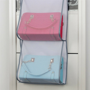 Image 1 - Wall Hanging Storage Bags Organizer Sundries Pocket Pouch Holder Home Decor Bathroom Bedroom Organization