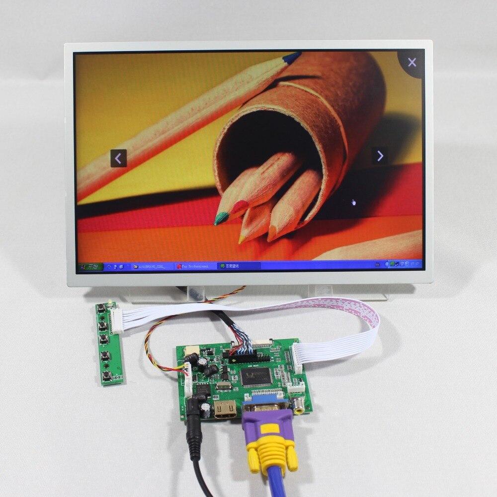 HDMI+VGA+2AV LCD driver board VS-TY2662-V1+12.1inch LQ121K1LG52 1280*800 lcd aputure digital 7inch lcd field video monitor v screen vs 1 finehd field monitor accepts hdmi av for dslr