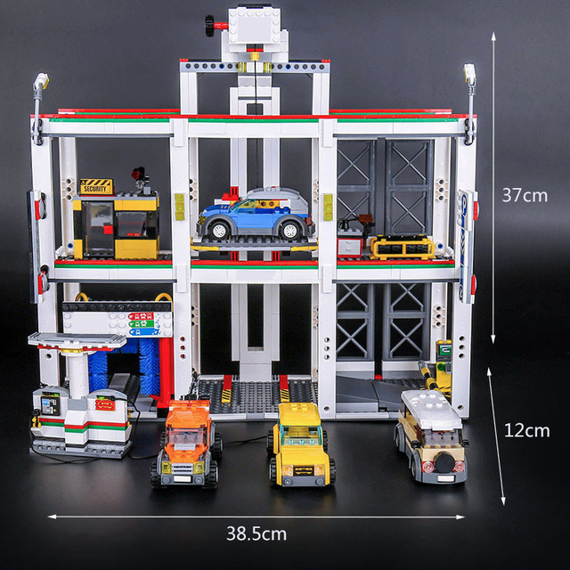 Lego City Garage The Best Of City 2018