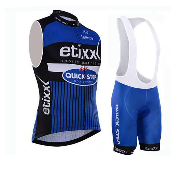 ФОТО 2016 Ropa ciclismo breathable quick step mtb biking jersey brace or bicycle short maillot 3D gel cushion quick dry