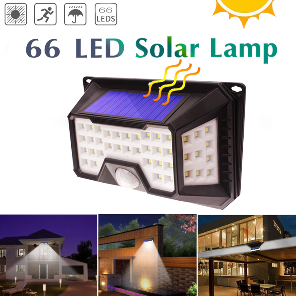 solar powered led spotlight outdoor garden decoration waterproof 66 LED flood light with motion sensor IP65 for floodlight lightsolar powered led spotlight outdoor garden decoration waterproof 66 LED flood light with motion sensor IP65 for floodlight light