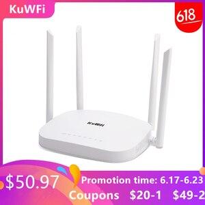 KuWFi 4G LTE Wifi Router, 300M