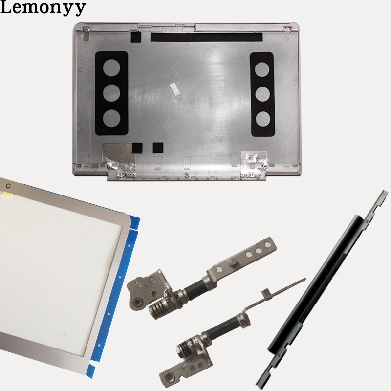 Nouvelle couverture de cas pour Samsung NP530U3C 530U3C 530U3B 532U3C 535U3C LCD COUVERTURE ARRIÈRE/LCD Lunette Couverture/LCD Charnières /LCD Charnières Couverture