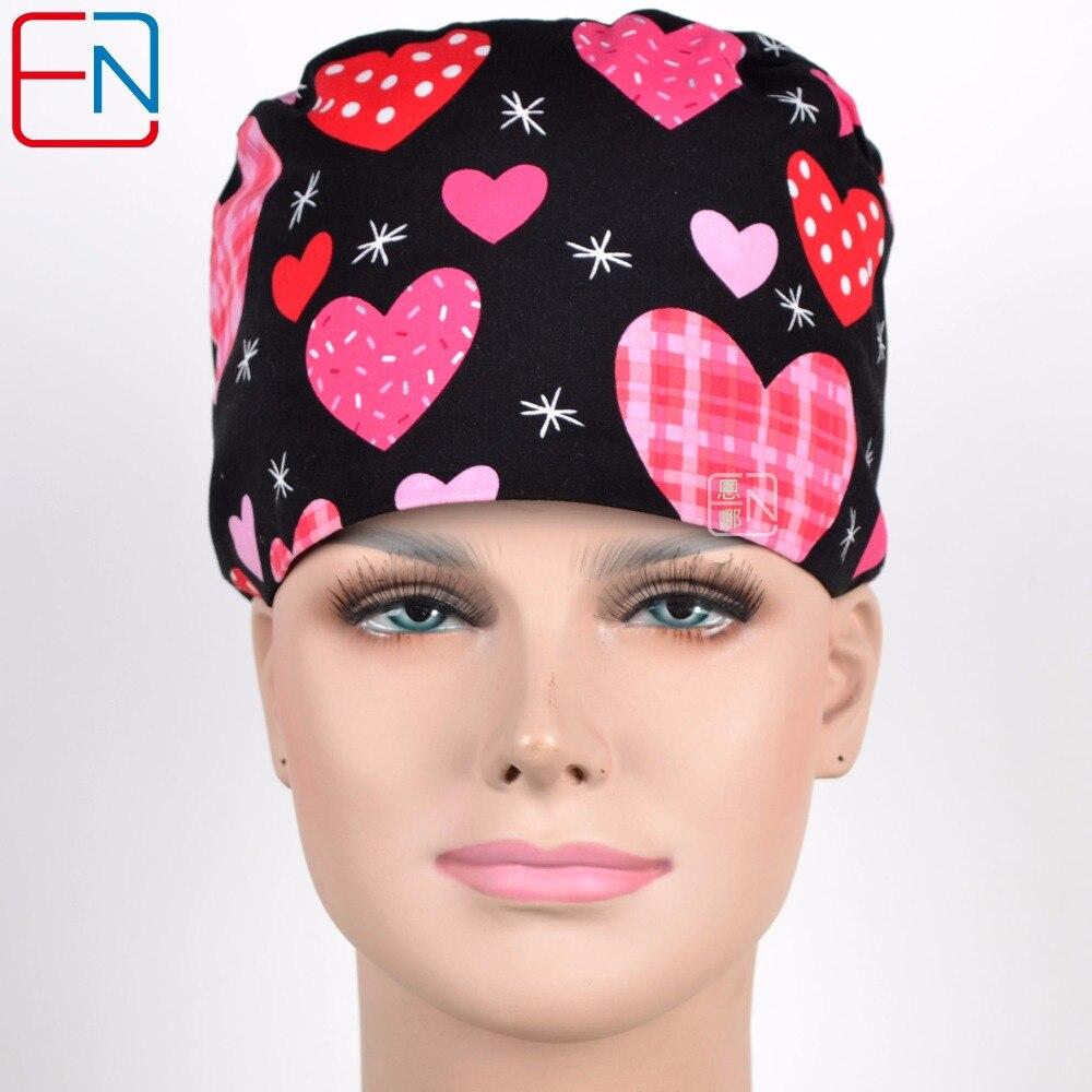 New 180313 Hennar Brand Unisex Surgical Caps Da Ai Xin
