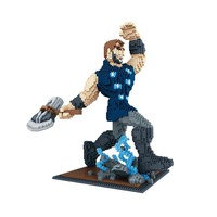 Marvel Figure Thor Captain America Building Blocks Children Toys Educational Nano Diamond Model Bricks Kids Gifts