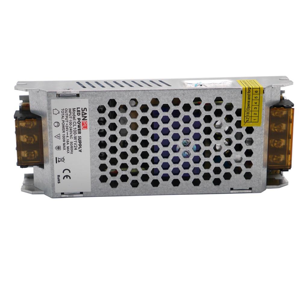 60W Warm White High Power LED Lamp Panel 60W High Power LED Driver AC85-265V