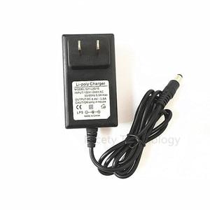 Image 3 - Smart Ladegerät 8,4 V 1A für 7,4 V 7,2 V Li po Akku, Scheinwerfer, t6/P7 LED Fahrrad, Scheinwerfer, EUS 5,5/2,1mm