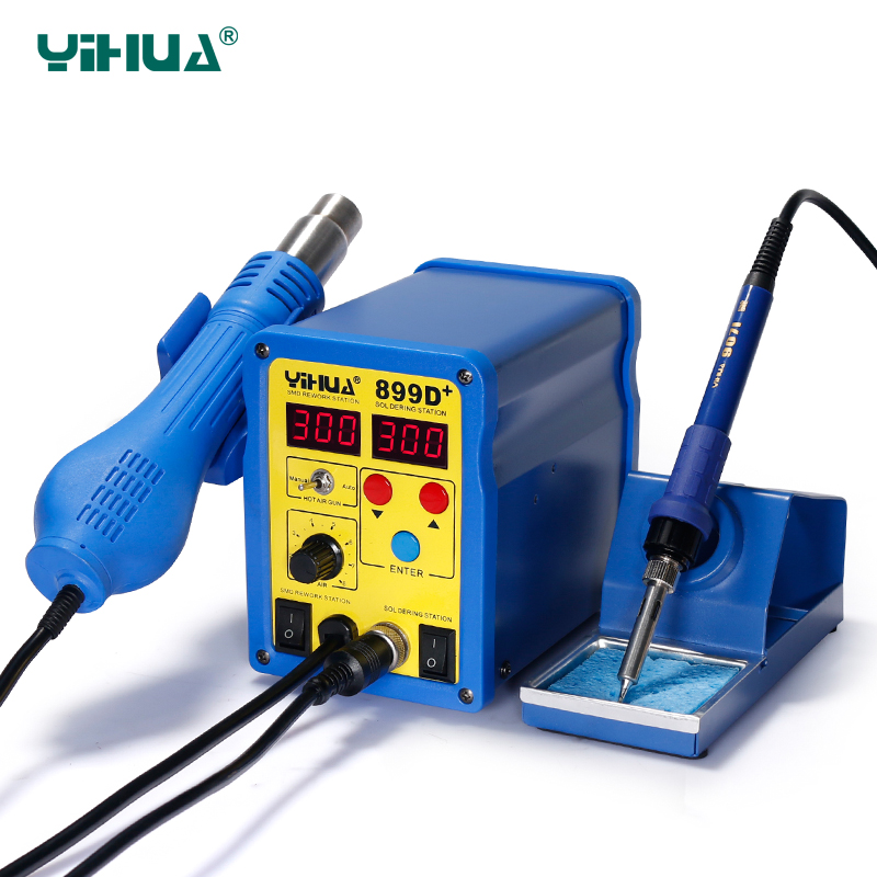 паяльная станция yihua 899d