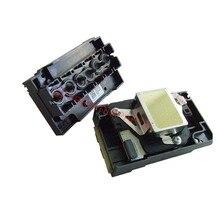 купить Free shipping 1pc F173080 F173090 Inkjet Printer head 1390 R270 for Epson Stylus photo R270 1390 по цене 6389.74 рублей
