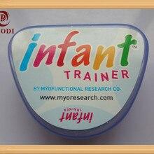 Ребенок зубы тренер тренировок мышцы челюсти/mrc младенческой Дети зубы тренер/детские зубы прибор pre-ортодонтические для дети
