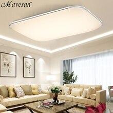 2017 Ceiling lights indoor lighting led luminaria abajur modern led ceiling lights for living room lamps for home AC100-265V
