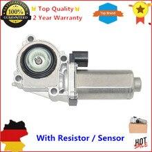 Ap03 novo atuador do motor de câmbio da caixa de transferência com resistor (sensor) para bmw x3 e83 x5 e53 e70 f15 f85 f25 atc400/atc500/atc700