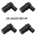 4PCS Parking Assist Sensor PDC For BWM 535i 650i 550i Z4 66202180149 66200306567 66206989068,6989068,66216938738,6938738