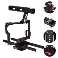 Aluminum Alloy Camera Cage Protecting Case Stabilizer for Sony A7 A7S A7R2