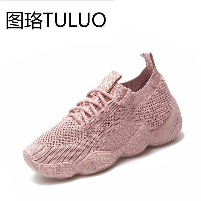 4c9b347e68adb 2018 Venta caliente deportes zapatos mujer tenis zapatos para el verano al  aire libre zapatillas mujer