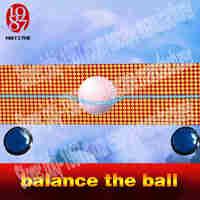 Neue room escape spiel balance ball prop Takagism prop balance die ball kontrolle die cursor in platz run aus geheimnis kammer zimmer