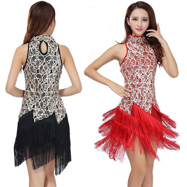 Латинские танцы платья