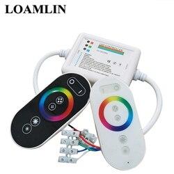 RGB RF Touch Controller Remote  6Key Remote Control 12-24V 18A 6Keys 6A*3Channels