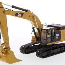 Коллекционная литая игрушка модель подарок DM 1:50 гусеница CAT 349FL XE гидравлический экскаватор машинное оборудование 85943