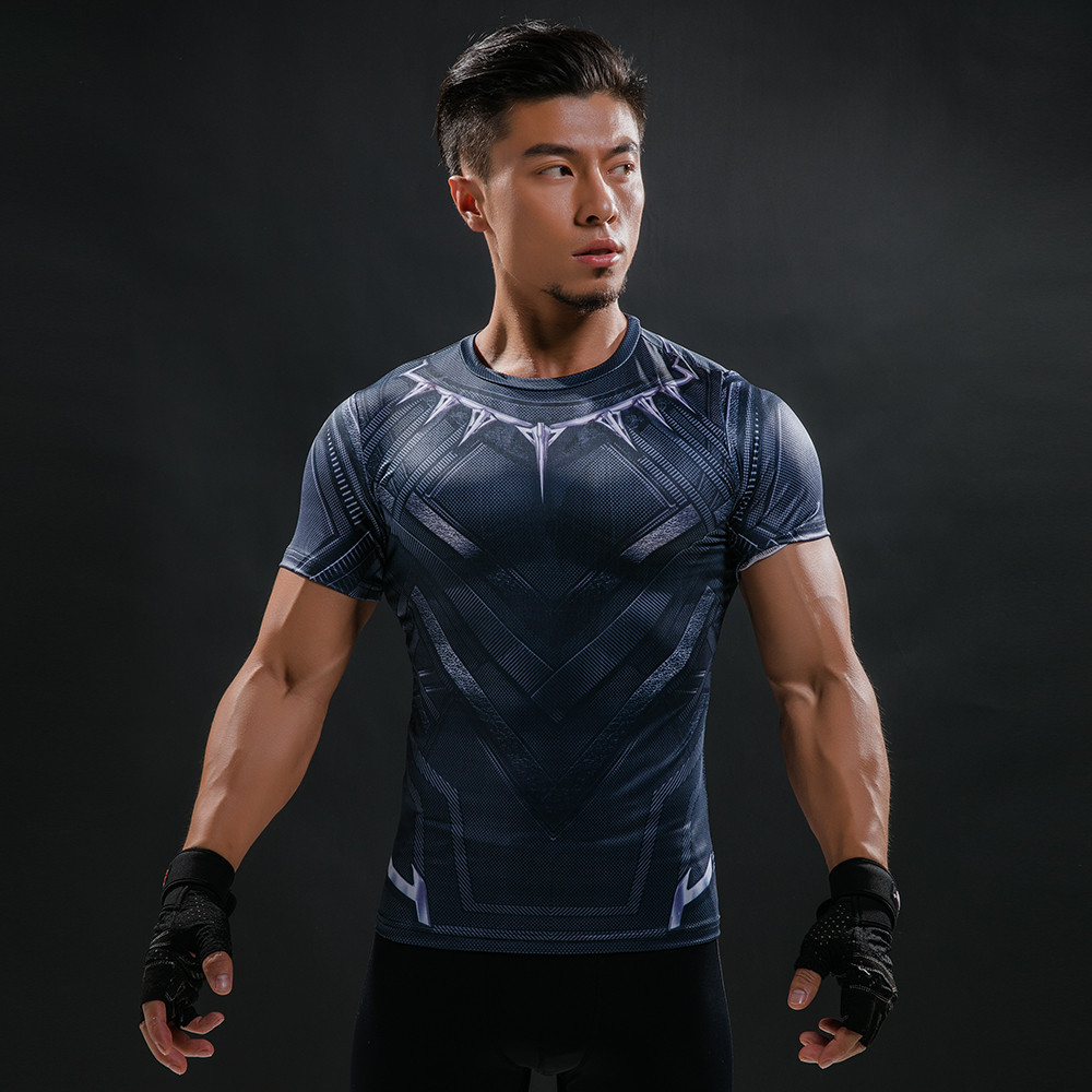 Punisher 3D Printed T-shirts Men Compression Shirts Long Sleeve Cosplay Costume crossfit fitness Clothing Tops Male Black Friday 68