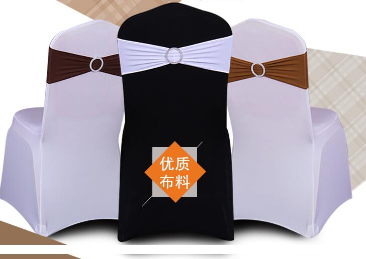 36*15cm Sheer Ribbon Organza Wedding Decorations Chair Sashes Belt Knot Covers Bow Bands Ties Chairs Decoration Supplies