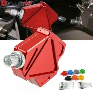 Image 1 - 오토바이 CNC 쉬운 당겨 스턴트 클러치 레버 시스템 야마하 DT 125 200 230 LANZA TDR 125 240 250 TTR 125 125L TW 125 200 225
