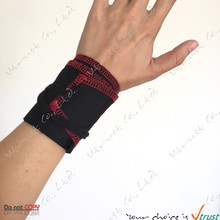 1 pair cotton ripstop fabric Weight Lifting Wrist Support Crossfit Wrist Wrap crossfit strength wrap