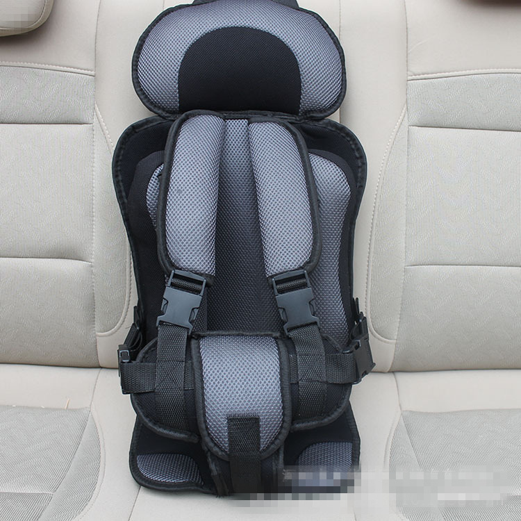 Portable Baby Infant Safety Seat for 1-12 Years Old Baby Kids Chairs Updated Version Thickening Kids Car Seats Children Car Seat