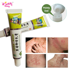 Ifory 3Pcs Chinese Ointment Massage Psoriasi Eczema Cream Dermatitis Eczematoid  Treatment Skin Care