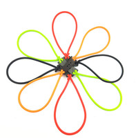 10/20pcs Strong Powerful Slingshots Rubber Band Durable Resilient Tube For Hunting Catapult Elastic Laser Slingshot Dedicated|rubber band catapult|hunting slingshot|catapult outdoor hunting -