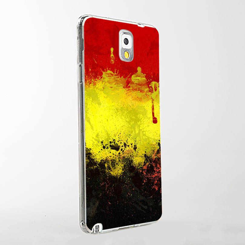 MaiYaCa Bélgica Bulgaria Belarús banderas encantadora de plástico duro de la caja de los accesorios del teléfono para Samsung Galaxy S3 S4 S5 S6 S7 S8 s8 PLUS
