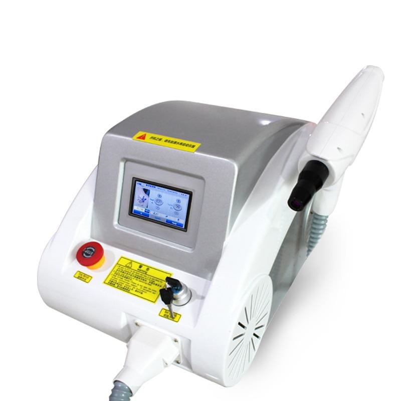 1064nm 532nm 1320nm ND YAG Laser détatouage sourcil Pigment enlèvement sourcil ligne Machine de beauté Salon Center outil de soins de la peau