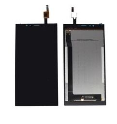 100 Warranty Black For Highscreen Pure Power LCD Display With Touch Screen Digitizer Assembly