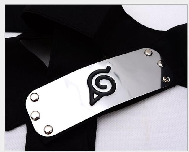 Leaf Village Logo Itachi Members cosplay costume Accessories Free shipping 1