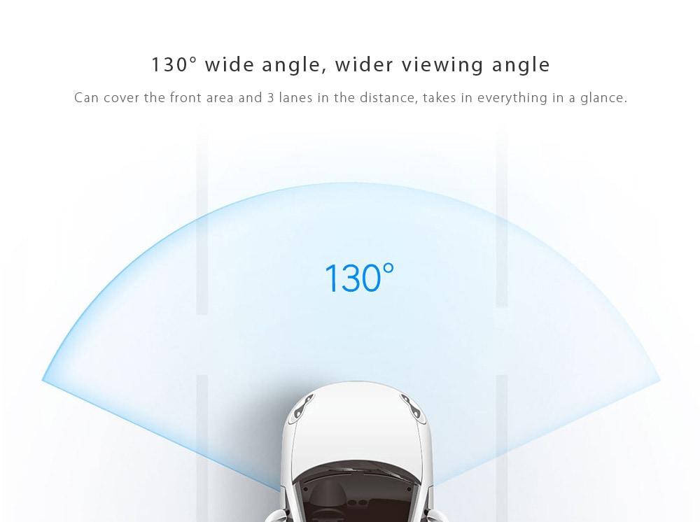 Xiaomi 70 Minutes WiFi Car DVR 1080P Full HD Camera