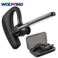 V8 Wireless Stereo Bluetooth Headphones Car Driver Handsfree Call Bluetooth Earphones Bluetooth Headset Portable Storage Box
