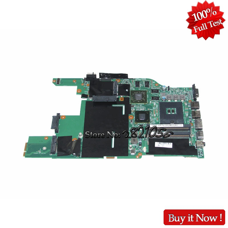 NOKOTION Laptop Motherboard for Lenovo E520 laptop 04W0466 04W0724 mainboard HM65 HD6630M DDR3 100% Full Tested for lenovo e520 laptop motherboard mainboard 04w0398 48 4mi04 021 integrated 100% tested