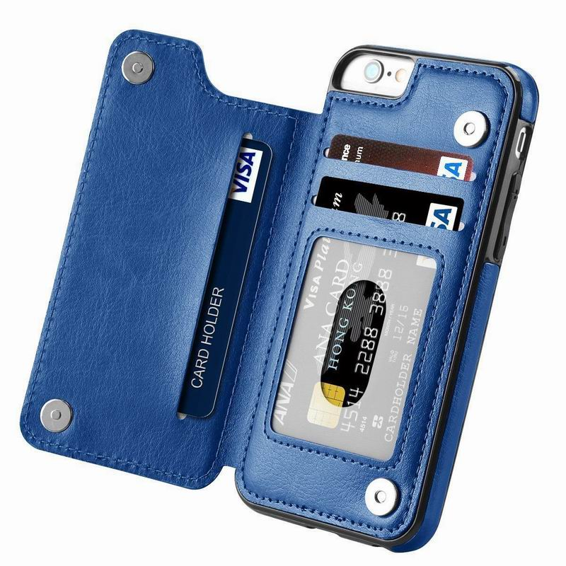 PU Leather Flip Wallet Case for iPhone 11/11 Pro/11 Pro Max 2