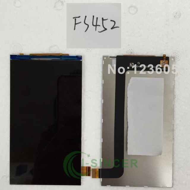 LCD display Screen For FLY FS401 FS403 FS452 FS451 FS501 FS502 LCD Screen replacement parts free shipping