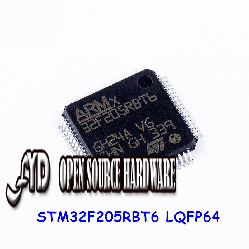 Цена STM32F205RBT6