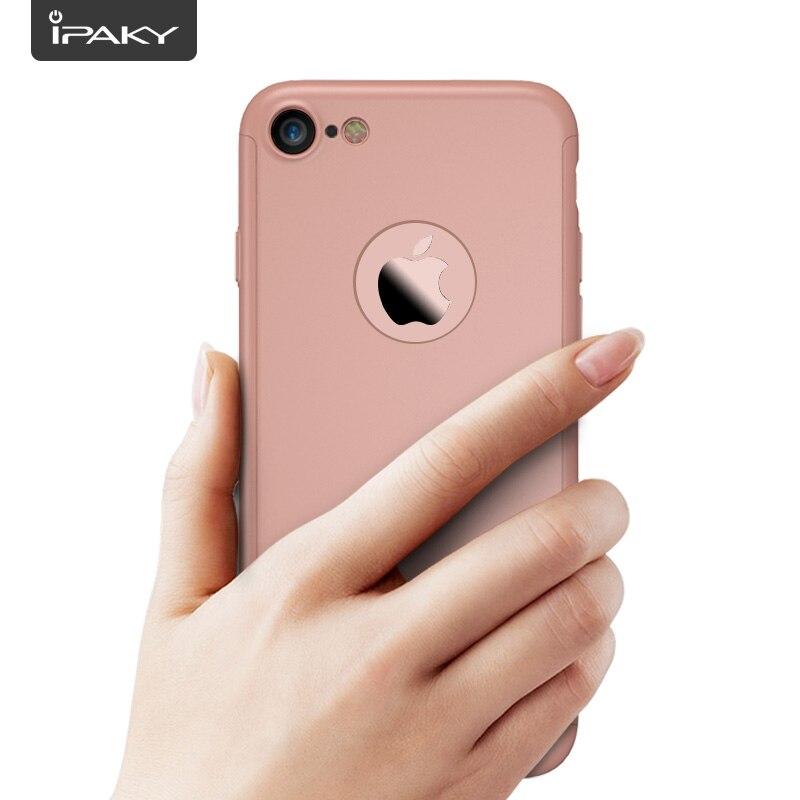 360 Case iPhone 7-ի համար, Shock Absorption IPAKY 360 - Բջջային հեռախոսի պարագաներ և պահեստամասեր - Լուսանկար 3