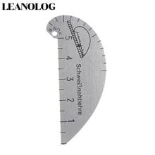 High quality DROP-SHAPED Welding Gauge Seam Key Weld Mesure Caliper Fillet Bead Rule