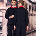 Fashion Long-sleeve work wear auto repair uniform cleaning coat working uniform
